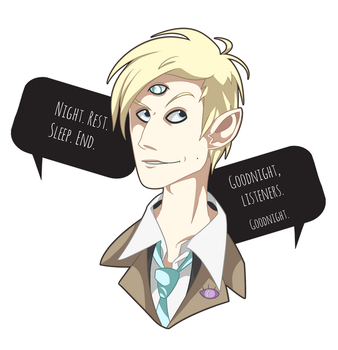 Welcome to Night Vale by Arkeresia