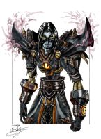 World Of Warcraft - Crynish by Jefonyx