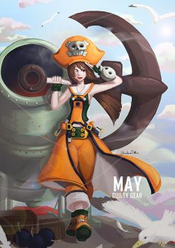 May by ShadowJWu