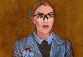 Jemma Simmons 2 by Hyptosis