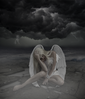 Hopeless Angel by MichellesParanormal