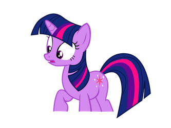 Twilight is Surprised by PaulySentry