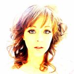 Lindsey Stirling angelic face by theShadowGrove