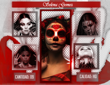 Pack Png 69- Revival Tour Photoshoot- Selena Gomez by camiladearmas481