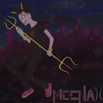 meenah by affectionateTea