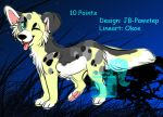Dog Adopt #5 by PrinceBarkin