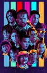 Stranger Things Redux by HeroforPain