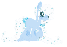Snow, Ice and Love: MLP Auction: CLOSED by Bre-Bre-Chan