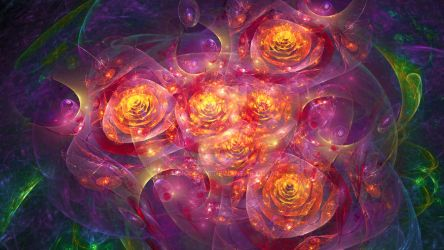 Eternity (Roses of Remembrance) by Encoder6
