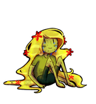 fern the human (transparent) by GoatKidCryptid