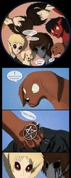 Adventures With Jeff The Killer - PAGE 108 by Sapphiresenthiss