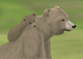Bears by SarabiLioness