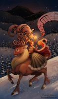 Winter Song 2 by HeatherHitchman