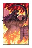 King Of The Monsters by MatthewPetz