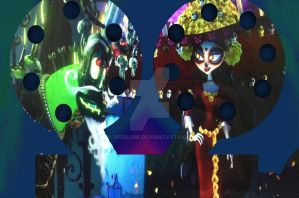 1001 Animations: The Book of Life by jpbelow