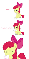 Request: Applebloom by StaticWave12