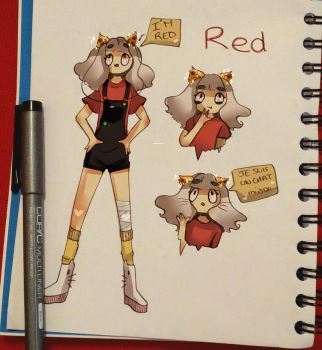 Red by Edlynart
