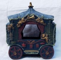 Circus Wagon Thingie Stock2 by ValerianaSTOCK