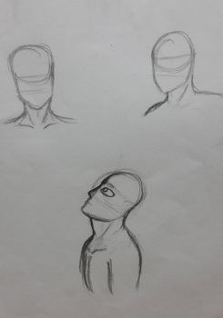 Neck Practice by lifewatery