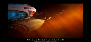 Golden Exploration by Hayter