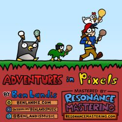 AiP #18: Credits Music for an 8-Bit RPG by benlandis