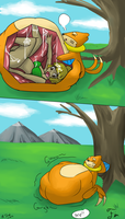 Buizel's Big Meal 2/2