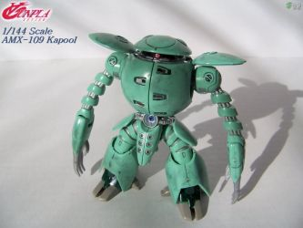 TAG 1:144 Kapool Review, Pt. 5 by Siroh32