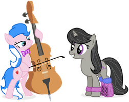 ABU - Promise Dream and Octavia Melody by Time-Zeb-Cifra
