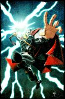 FOR ASGARD by dcjosh