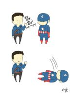Captain America 2 TWS. by Ricochet-X