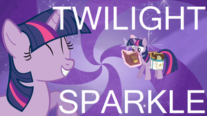 ERB of MLP TC 5: Twilight Sparkle by enigmaMystere