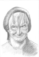 Elim Garak, Tailor, Spy by InfiniteWinter