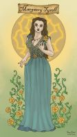 Margaery Tyrell by Kittensoft