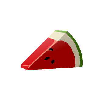 Watermelon Triangle by Klarkao