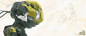 Lunch speed helmet. by duster132