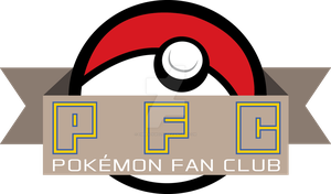 Pokemon Fan Club Logo 2013/14 by EmersonWolfe