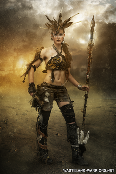 Al by Christian Anders by Wasteland-Warriors