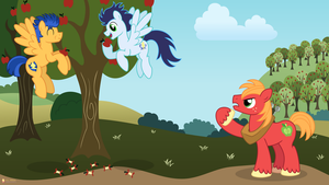 Free Apples by flashlighthouse