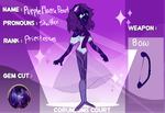 Purple Flame Pearl [Application] by SmasherlovesBunny500