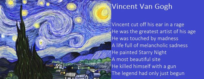 Vincent Van Gogh by demonrobber