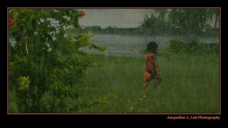Heed Not the Rain by Isquiesque