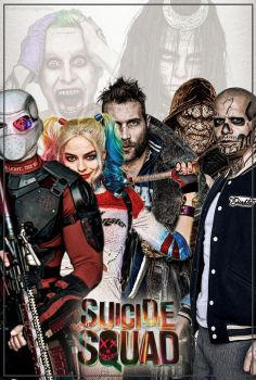SS01 Suicide Squad (2016) by eliwingz