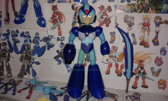 MegaMan Toy's Colection 2017 by Ligoexe03