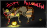 Happy Halloweeeeeen by LittleRavine