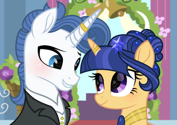 MLP [Next Gen] Royal Wedding by VelveagicSentryYT