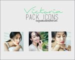 Victoria - Icons by mayradias