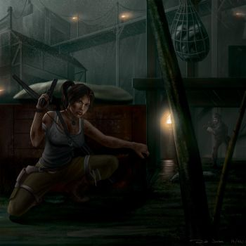 Tomb Raider Close Contest by Rob Junior by NOOSBORN