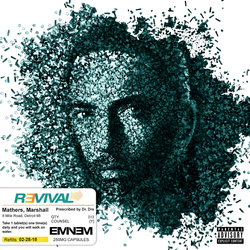 Revival X Relapse album cover by vndesign
