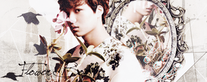 Boy Flower - Kai by yenlonloilop7c