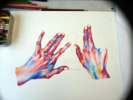 hands WIP by reminisense